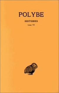 Histoires, tome 6, livre 6
