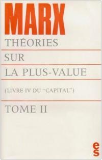 Le capital, livre quatrième (tome II)