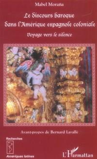 Discours Baroque Dans l'Amerique Espagnole Coloniale