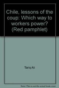 Chile: Lessons of the coup : which way to workers' power? (Red pamphlet ; no. 7)