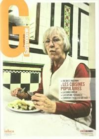 Les Cahiers de la Gastronomie N 2 - les Cuisines Populaires