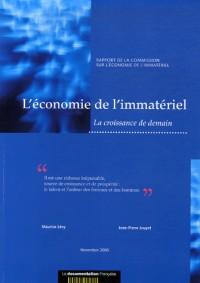 L'économie de l'immatériel : La croissance de demain
