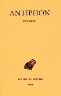 Discours, suivis des fragments d'