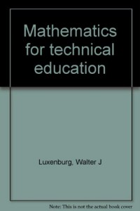 Mathematics for technical education