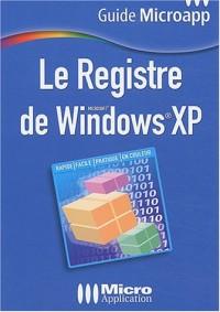 Le registre de Windows XP, numéro 51