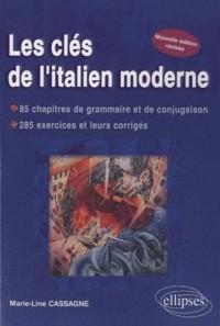 Les clés de l'italien moderne