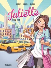 Juliette à New-York BD T01
