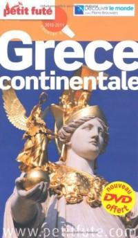 Le Petit Futé Grèce continentale (1DVD)