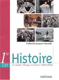 Marseille : Histoire, 1ère, Bac L, ES