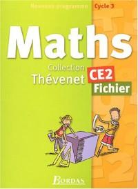 Fichier Thévenet 2004 : Mathématiques, CE2