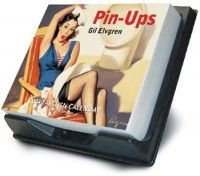 The Pin-Ups, Gil Elvgren Boxed Calendar (en anglais)