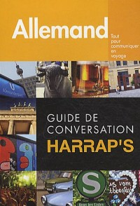Harrap's guide de conversation allemand