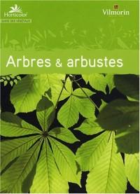 Les arbres et arbustes