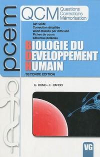 Biologie du développement humain