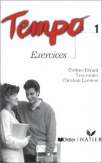 Tempo 1 : Exercices (cassette audio)