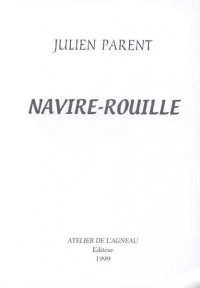 Navire-Rouille
