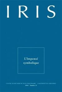 Iris, N° 31 : L'Impensé symbolique