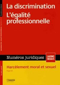 La Discrimination  l Egalite Professionnelle