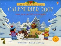 Calendrier Usborne 2007
