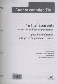 Cuenta Conmigo - Espagnol Terminale, 16 Transparents