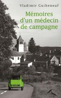 Mémoires d'un médecin de campagne