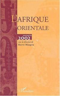 L'Afrique orientale : Annuaire 2002