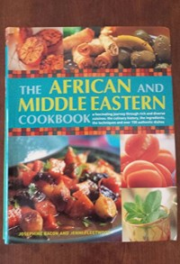 The African and Middle Eastern Cook Book [Taschenbuch] by Bacon Josephine
