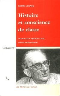 Histoire et conscience de classe