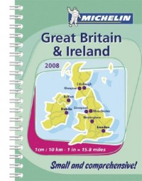 Michelin Motoring Atlas Great Britain & Ireland