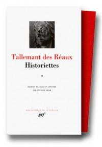 Tallemant des Réaux : Historiettes, tome 2