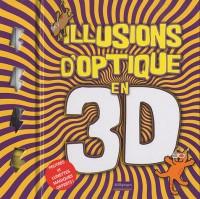 Illusions d'optique 3D