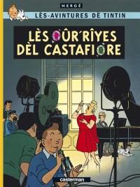 Tintin Wallon-Picard de la Louviere les Bijoux de la Castafiore