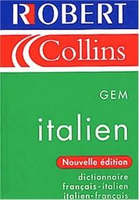 Mini dictionnaire 2003 (Bilingue) : Français-Italien