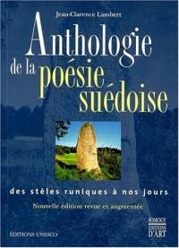 Anthologie de la poésie suédoise