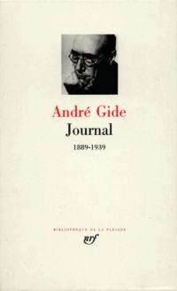 André Gide : Journal 1889-1939