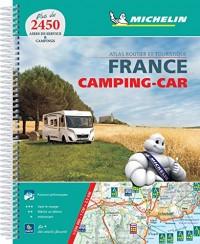 Atlas Routier Camping-Car France Michelin