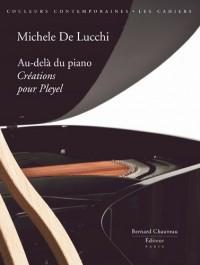 Michèle de Lucchi au delà du piano