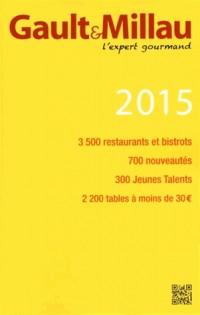 Guide Gault et Millau France 2015