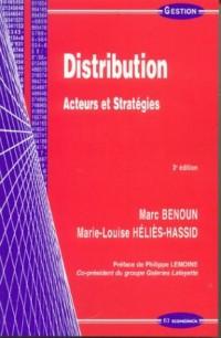 Distribution : Acteurs et stratégies
