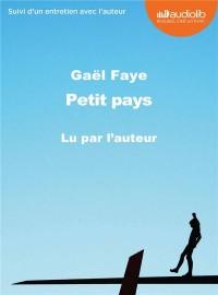 Petit pays: Livre audio 1CD MP3 - Suivi d'un entretien avec l'auteur