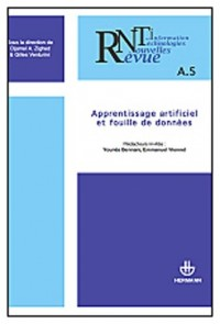 Revue des Nouvelles Technologies de l'Information, N° A-5 : Apprentissage artificiel et fouilles de données