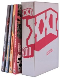 XXI : Coffret 4 volumes 2010 : N° 9 à 12