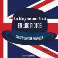 Le Royaume-Uni en 100 Pictos - Carte d'Identité Graphique