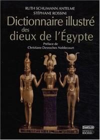 Dictionnaire illustré des dieux de l'Egypte