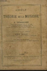 Abrégé de la théorie de la musique nouv ed 1929