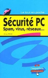 Sécurité PC: Spam, virus, réseaux
