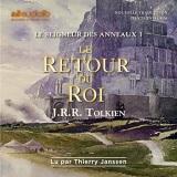Le retour du roi: Le seigneur des anneaux 3 [Téléchargement audio]