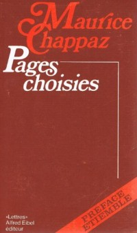 Pages Choisies : Collection