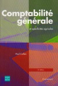 Comptabilité générale et spécificités agricoles