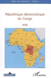 République démocratique du Congo : 2008